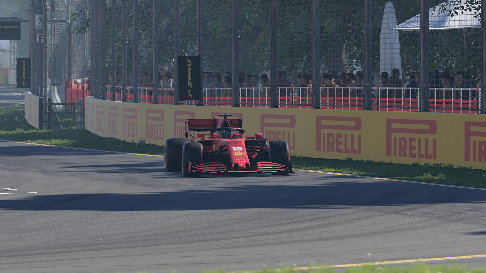 Fabio Verdi pole lap Australian